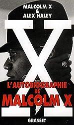 L'autobiographie de Malcolm X de Malcolm X