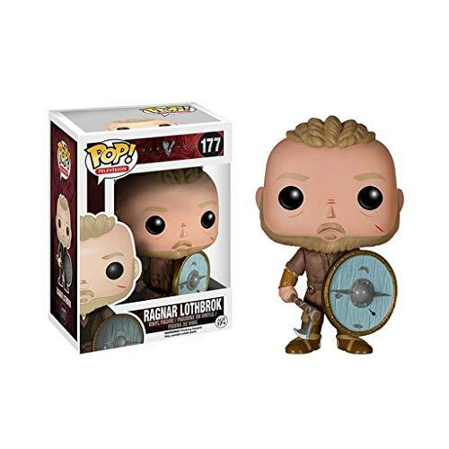 Luckly77 Ragnar Lothbrok POP Televisión Figura
