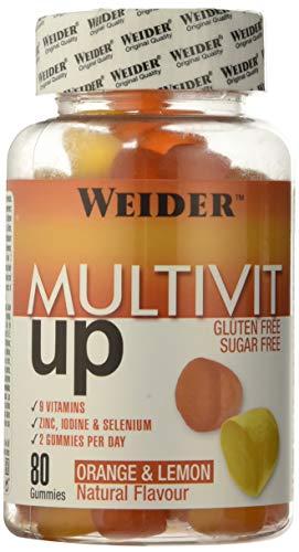Weider Caramelle Gommose di Vitamine e Minerali - 80 Pezzi