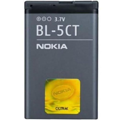 Original-Akku Nokia BL-5CT für Nokia C5