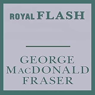 Royal Flash audiobook cover art