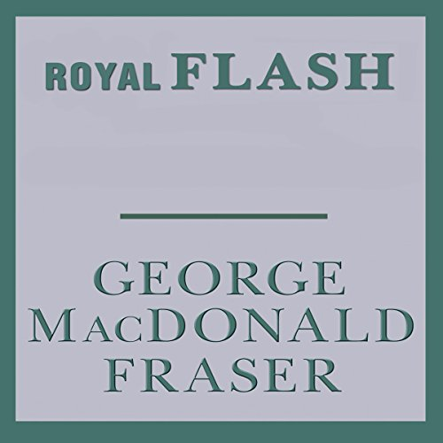 Royal Flash audiobook cover art
