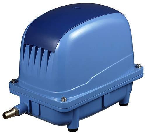 AquaForte Energiesparende Luftpumpe AP-45, 47 l/min (bei 1 m), Max. Druck: 3 m, 25 W