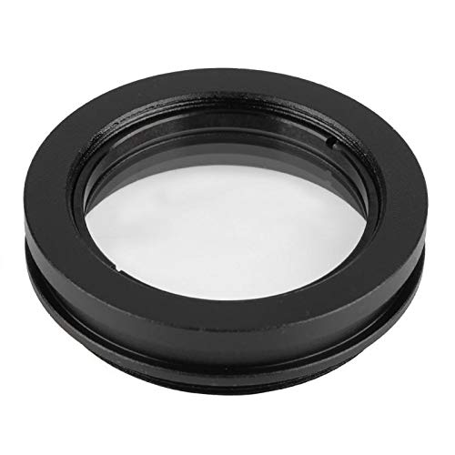 Microscope Goggles Optical Stereo Microscope Objective Lens Protective Glass Lens Goggles Prevent Dust Smoke Oil