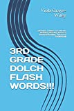 """3RD GRADE DOLCH FLASH WORDS!!!: """"WORDS I NEED TO KNOW"""" Building Reading Fluency (Homeschooling, Virtual or Traditional)"""