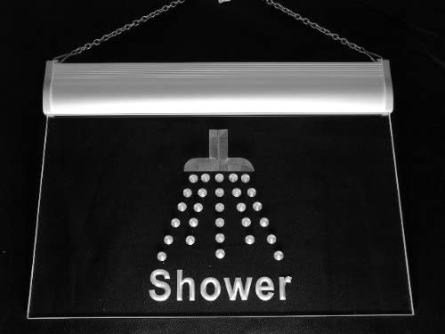 ADVPRO Multi Color お得 i1040-c Shower Room Sign Remote 《週末限定タイムセール》 Neon LED with