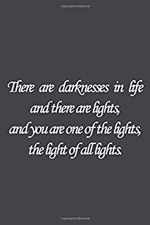 There are darknesses in life and there are lights, and you are one of the lights, the light of all lights.: Bram Stoker Qu...