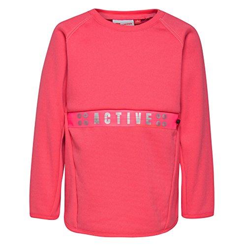 LEGO Wear Lego Wear Baby-Mädchen DUPLO Girl Summer 702 Sweatshirt, Pink (Coral Red 333), 80