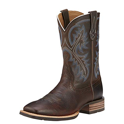 Ariat Men's Quickdraw Brown Oiled Rowdy Gr. 41,5