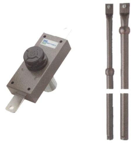 Berti Ferramenta 290948375671 - Cerradura de seguridad Mottura Artículo 326 con bomba-cilindro de 60 mm.