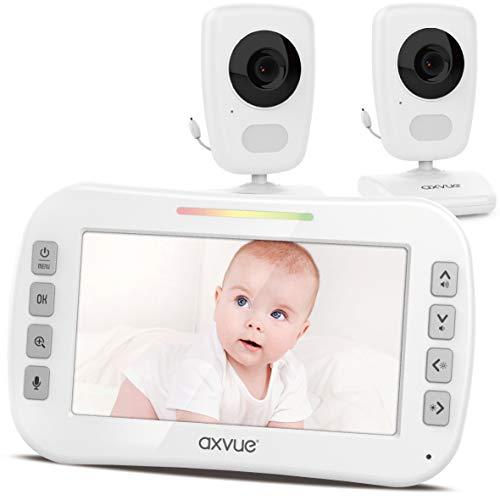 AXVUE E632 Dual Baby Monitor