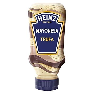 Heinz - Mayonnaise à la truffe - Donnez une saveur unique à vos sauces et salades - 240 GR