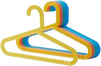 1 X Ikea Bagis Children's Coat Hangers (Set of 8)