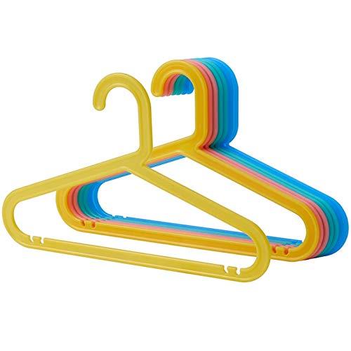 Ikea Bagis - Grucce appendiabiti per bambini, confezione da 8