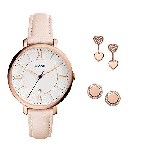 Fossil Damen-Uhren ES4202SET