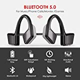 Immagine 2 bone conduction cuffie bluetooth 5
