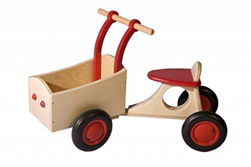 Van Dijk Toys Bakfiets, rood