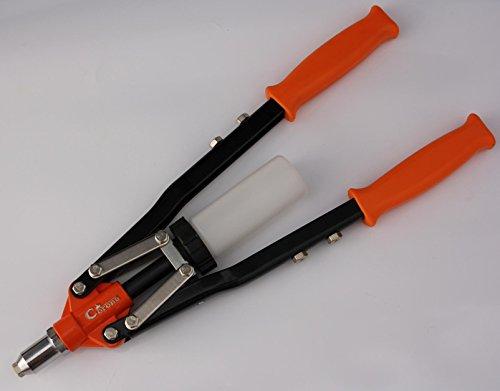 Profi Nietzange 3,2mm-6,4mm Blindnietzange Pop - Hebelnietzange Nietgerät 450 mm
