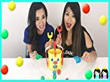 Clip: Family Game Night - Play Mr. Bucket with Princess ToysReview