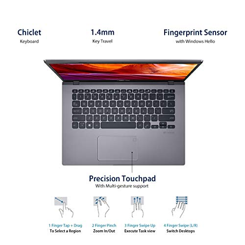 ASUS VivoBook 14 Intel Core i3-1005G1 10th Gen 14