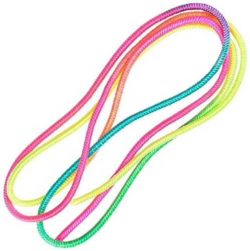 LHYLHY Chinesisches SpringseilDicke elastische Seile Kinder FitnessIdeal für Outdoor-Spiele28(4er-Pack)
