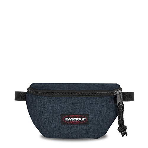 Eastpak Springer Marsupio Portasoldi, 23 Cm, 2 L, Blu (Triple Denim)