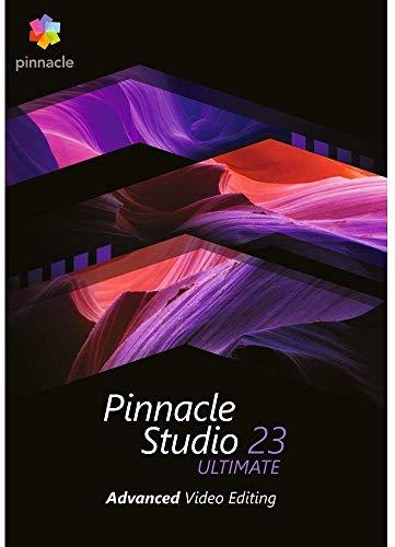 Pinnacle Studio 23 | Ultimate | PC | Código de activación PC enviado por email
