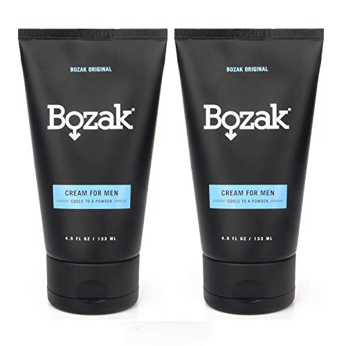 in budget affordable Bozak Antifungal Cream with Men's Menthol – Heals and Prevents Itching in Athletes and Athletes' Legs – Talc…