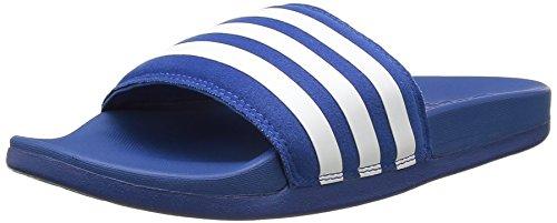 adidas Adilette Supercloud Plus, Herren Badeschuhe, Blau (Azul (Eqt Blue S16/Ftwr White/Eqt Blue S16)), 47 EU (12 UK)
