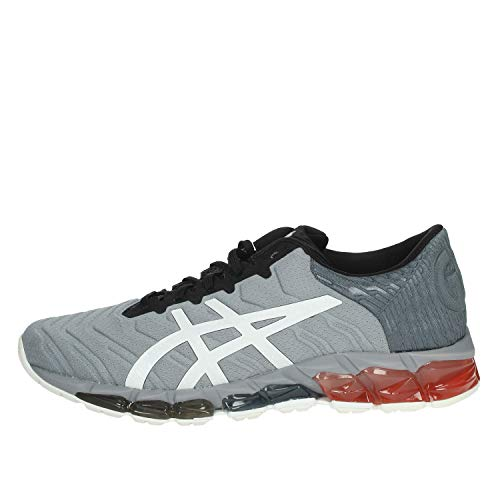 Asics Gel-Quantum 360 5, Zapatillas de Running para Hombre, Gris (Sheet Rock/White 021), 40.5 EU