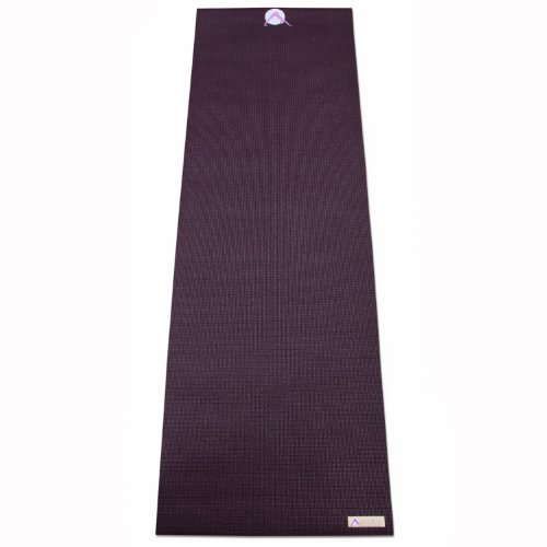 Aurorae Classic/Printed Extra Thick and Long 72' Premium Eco Safe Yoga Mat with Non Slip Rosin Included