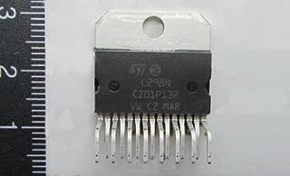 5Pcs L298N Stmicroelectronics IC Chips For Dual H-Bridge Stepper Motor Driver
