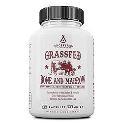 professional Grass-grown bone and bone marrow supplements – whole bone extracts (bone, bone marrow, cartilage, etc.)