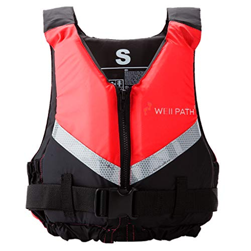 Giubbotto da bagno per adulti, aiuto al galleggiamento con fibbia regolabile Galleggiabilità per il nuoto per sport acquatici Pesca, surf, immersioni subacquee, rafting, kayak