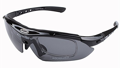 SaySure - bike bicycle polarized sunglasses outdoor sports biker goggles cycling eyewear - GMN-BG-SPT-000412