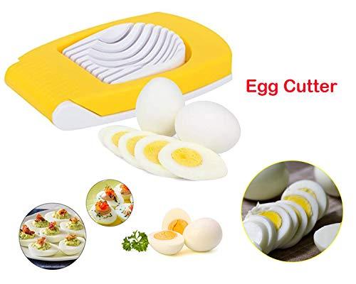 Egg Slicer   Boiled Eggs Cutter   Multi Purpose Slicer