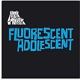 Sunsightly Rock Band Arctic Monkeys Copertina di Album di Musica Adolescenziale Fluorescente Poster Wall Art Stampe su Tela Nessuna Immagine Incorniciata per La Decorazione del Soggiorno Moderna