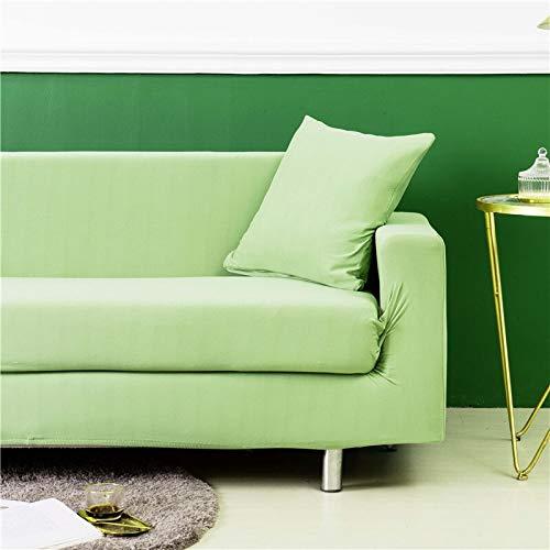 WXQY Funda de sofá geométrica Sala de Estar Funda de sofá elástica elástica Antideslizante Totalmente Envuelta a Prueba de Polvo sofá Toalla Funda de sofá A16 3 plazas