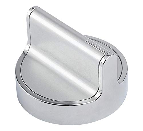 Lifetime Appliance W10828837 Knob Compatible with Whirlpool Stove/Range