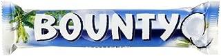 Bounty Bar Milk Chocolate Covered Coconut By Mars, (24-57gram Bars Per Box)