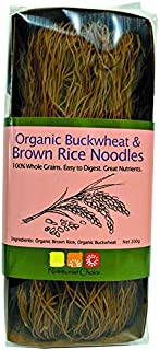 Nutritionist Choice Organic Bifun Brown Rice Noodles, 200 g