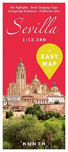 EASY MAP Sevilla: 1:12.500
