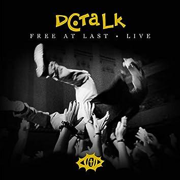 Free At Last (Live)