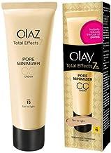 Olay - Total effects, minimizador de poros con cc creams, tono medio a claro, 50 ml