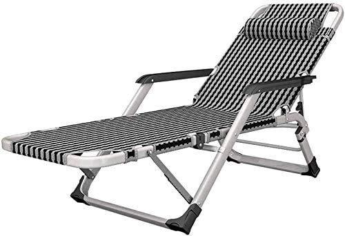 OESFL Sillas al Aire Libre de Descanso de Cero Gravedad Silla al Aire Libre Garden Beach Sin Peso Salón Portable Ajustable de Tela Cubierta Textilene