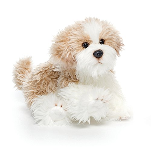 Nat and Jules Maltipoo Plush Toy, Small by Nat and Jules