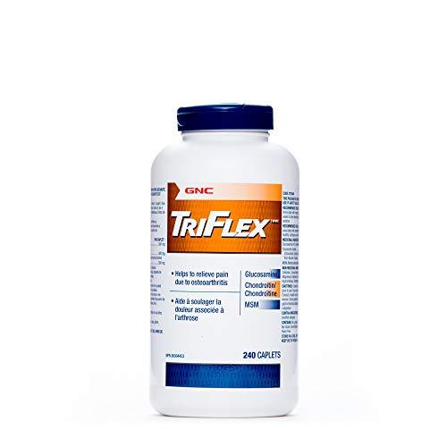 GNC Triflex, 240 Caplets, Helps Joint Support