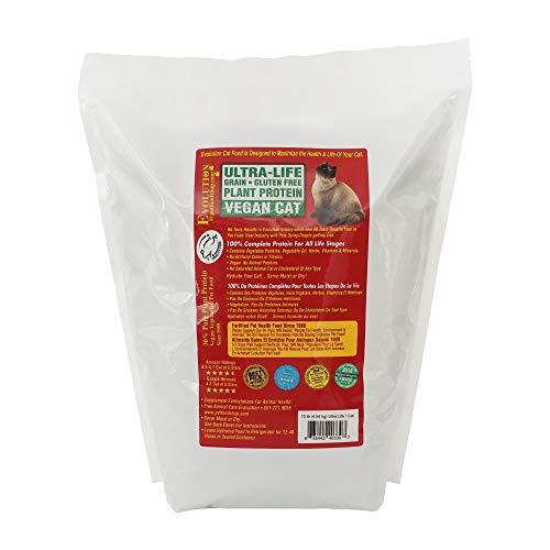 Evolution Diet Vegan Ultra Life Dry Cat Food