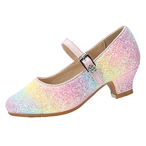 EIGHT KM Chaussure à Talon Fille de Princesse...