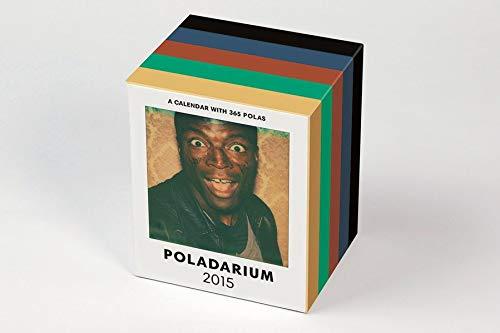 Poladarium 2015: Every day a new Polaroid